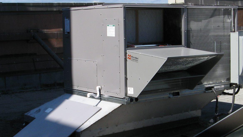 Commercial Ventilation System